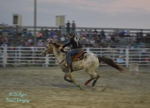 Barrell Riding 1