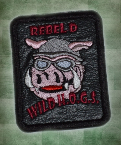 RebelD HogPatch