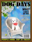 Dog-Days Mag Sampe Cover Roxie